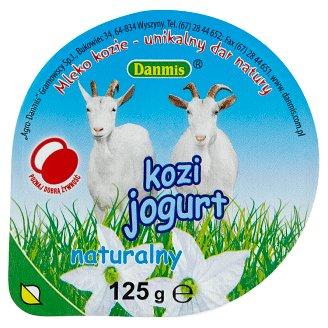 Danmis Kozi jogurt naturalny 125 g