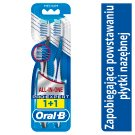 Oral-B Pro-Expert CrossAction All In One Medium Manual Toothbrush x2