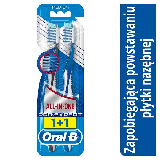 Oral-B Pro-Expert CrossAction All-In-One Manualna szczoteczka dozębów, średnia x2