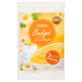Tesco Cream Flavour Pudding 3 x 40 g