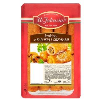 U Jędrusia Croquettes with Sauerkraut and Mushroom 1 kg