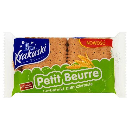 Krakuski Petit Beurre Whole Wheat Biscuits 50 g