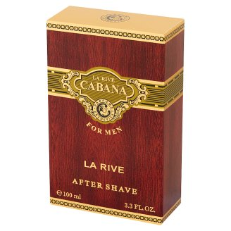 LA RIVE Cabana Płyn po goleniu 100 ml