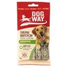 Dogway Zdrowie Przysmak dla psa chrupak dentystyczny 60 g