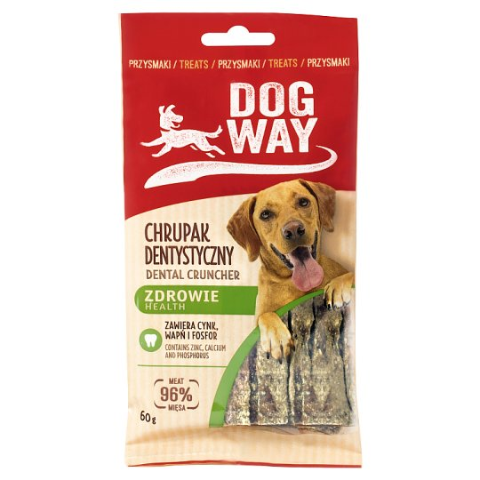 Dogway Health Dental Cruncher Delicacy for Dog 60 g