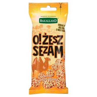 Bakalland O! Żesz Sezam Arachid w miodzie i sezamie 50 g