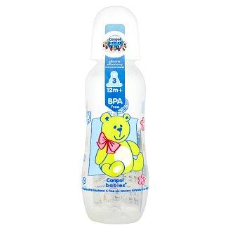 Canpol Babies Designed Bottle 12 m+ 330 ml