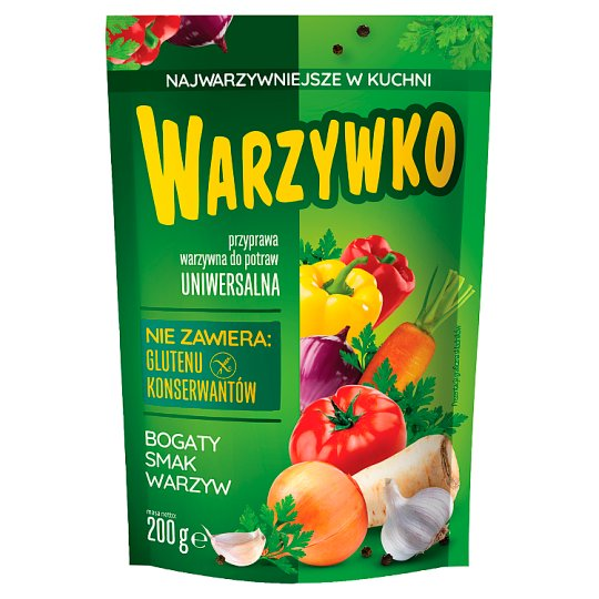 Warzywko Universal Food Vegetable Seasoning 200 g