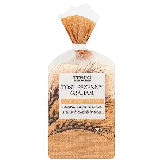 Tesco Graham Wheat Toast 250 g