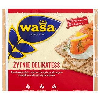 Wasa Delikatess Crispbread 210 g