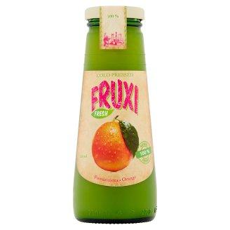 Fruxi Fresh 100% sok tłoczony ze świeżych owoców pomarańcza 250 ml
