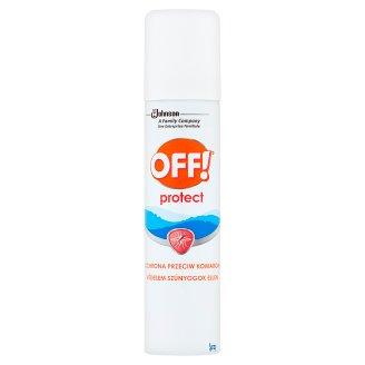 OFF! Protect Repelent przeciw komarom i kleszczom w aerozolu 100 ml