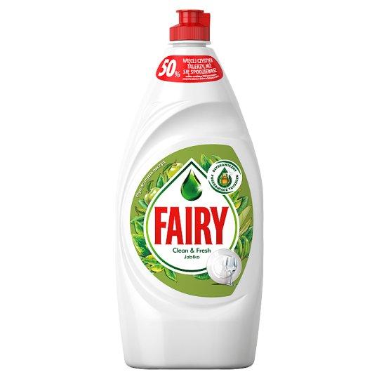 Fairy Jabłko Płyn do mycia naczyń 900 ml