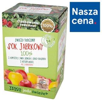 Tesco 100% Apple Juice 3 L