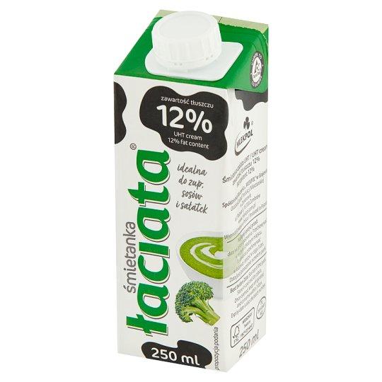 Łaciata 12% Cream 250 ml