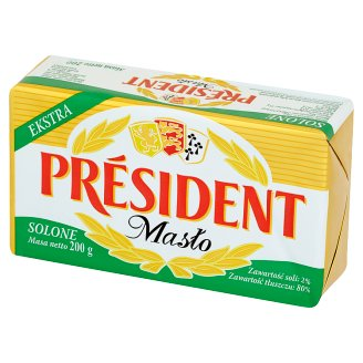 Président Salted Extra Butter 200 g