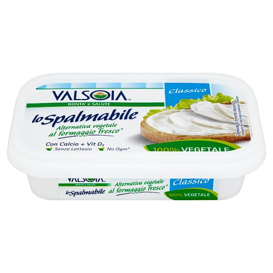 Valsoia Lo Spalmabile Cream Sandwich Paste Classic 125 g