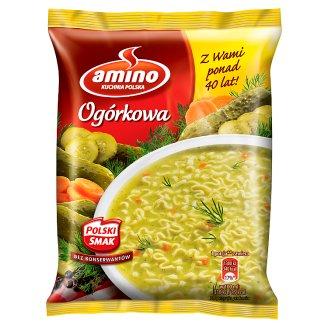 Amino Ogórkowa Zupa błyskawiczna 64 g