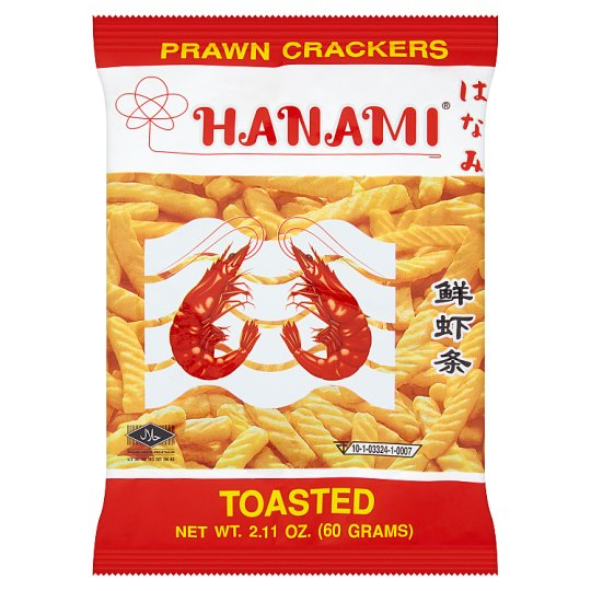 Hanami Prawn Crackers 60 g