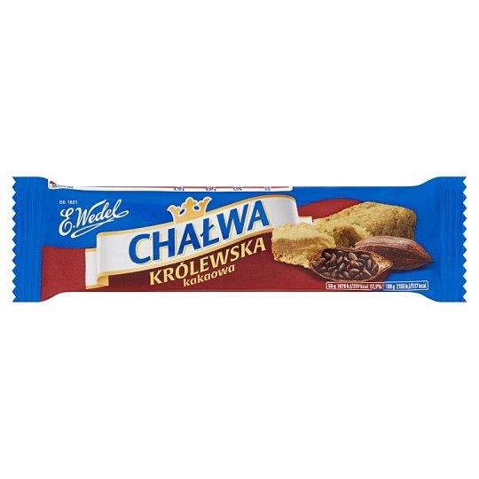 E. Wedel Chałwa Królewska kakaowa 50 g