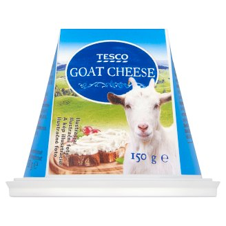 Tesco Goat Cheese 150 g
