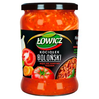 Łowicz Bolognese All-in-One Dish 580 g