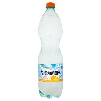Nałęczowianka with Orange and Lemon Flavour Carbonated Drink 1.5 L