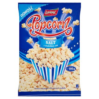Lorenz Popcorn with Salt 100 g