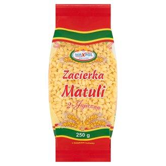 Maxpol Matuli 2-Egg Pasta 250 g