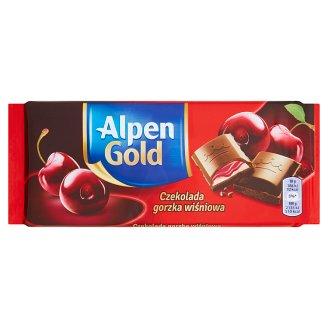 Alpen Gold Cherry Dark Chocolate 90 g