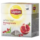 Lipton Pomegranate White Tea 30 g (20 Tea Bags)