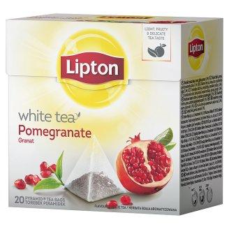 Lipton Pomegranate White Tea 30 g (20 Tea Bags)