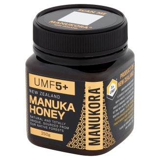Manukora Miód manuka UMF5+ 250 g