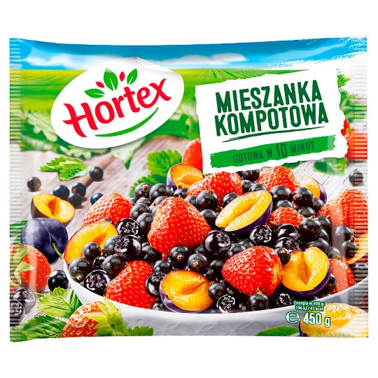 Hortex Compote Mix 450 g