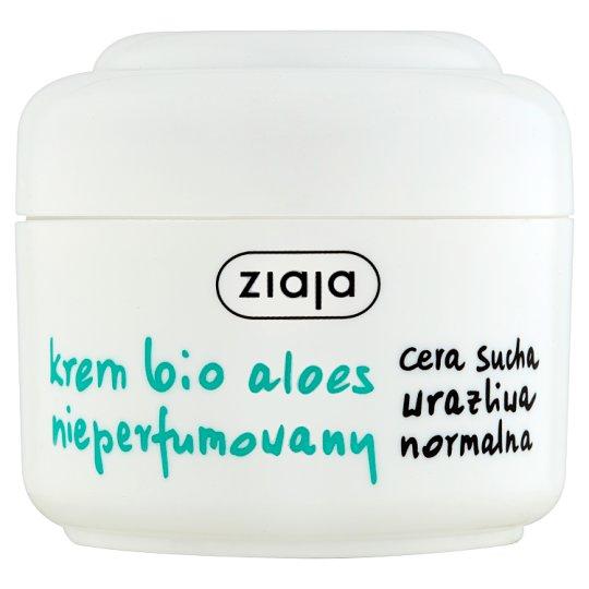Ziaja Bio Aloe Dry Sensitive Normal Skin Cream 50 ml