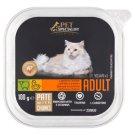Tesco Pet Specialist Premium Karma dla dorosłych kotów pasztet z jagnięciną i drobiem 100 g