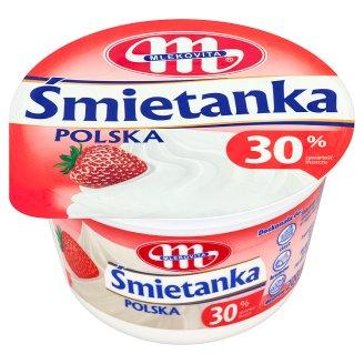 Mlekovita Polish Cream 30% 200 ml