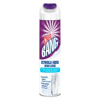 Cillit Bang Active Foam Bacterium and Hygiene Cleaner 600 ml