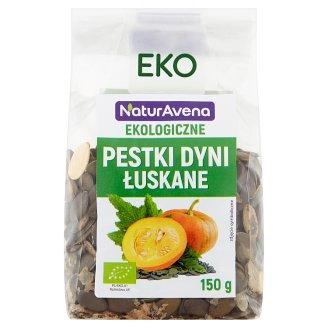 NaturAvena Ekologiczne pestki dyni łuskane 150 g