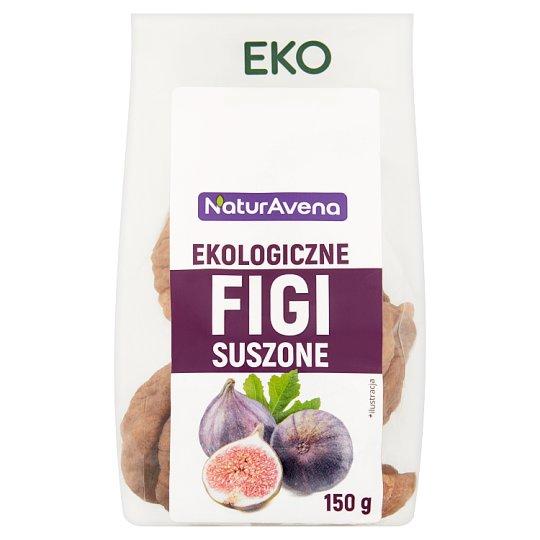NaturAvena Dried Organic Figs 150 g