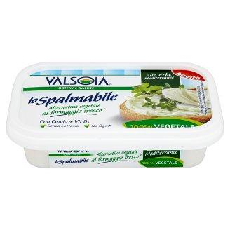 Valsoia Lo Spalmabile Kremowa pasta kanapkowa z ziołami 125 g