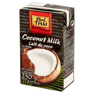 Real Thai Coconut Milk 250 ml