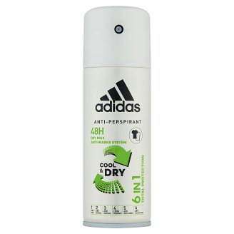 Adidas 6 in 1 Anti-perspirant 150 ml