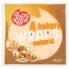 Poco Loco Tortille z mąki pszennej 245 g (4 sztuki)