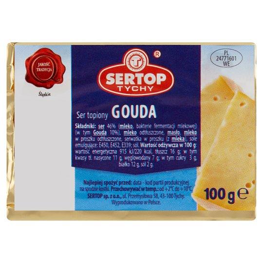 Sertop Tychy Gouda Creamy Spread Cheese 100 g