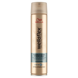 Wella Wellaflex Extra Strong Hold Lakier do włosów 250 ml