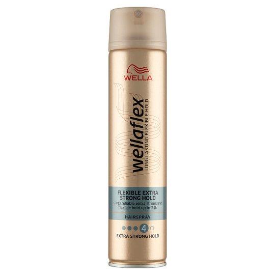 Wella Wellaflex Flexible Extra Strong Hold Hairspray 250 ml