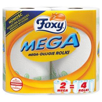 Foxy Mega Kitchen Towel 2 Rolls