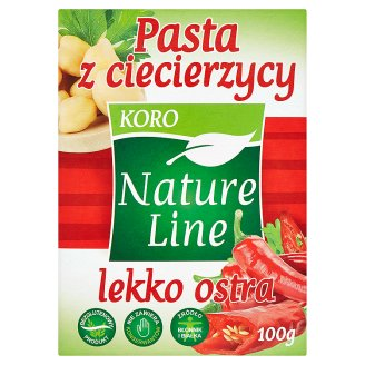 Koro Nature Line Lightly Hot Chickpeas Paste 100 g