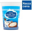 Tesco Greek Type Natural Yoghurt 400 g